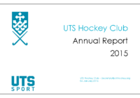 2015 – Annual Report
