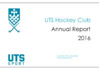 2016 – Annual Report